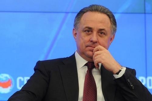 «Ерёменко подвёл себя, клуб ифутбол»— Виталий Мутко