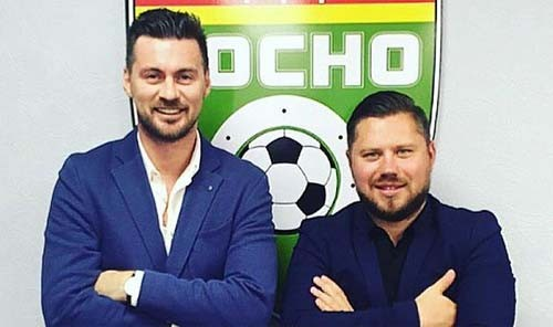 Горе-футболист Милевский дебютировал зановый клуб