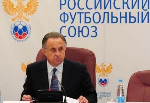 Мутко заявил, что сборная России испытывает колоссальные проблемы стоварищескими матчами