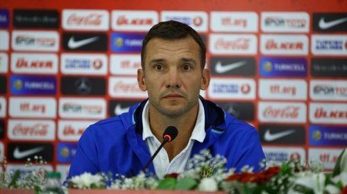 ЧМпофутболу 2018: Украина несмогла обыграть Турцию