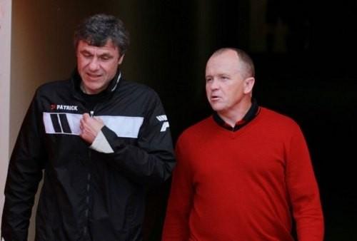 Львовские «Карпаты» вближайшие дни может возглавить белорусский тренер