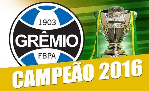 «Гремио» в5-ый раз вистории завоевал Кубок Бразилии пофутболу