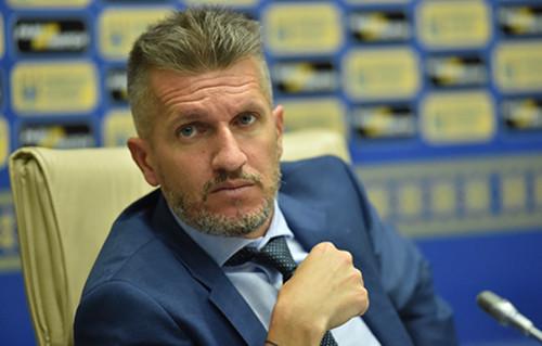 Итальянца назначили следить зачистотой украинского футбола