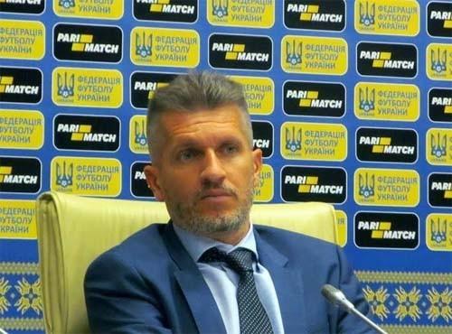 ВУкраинском государстве появился футбольный обвинитель