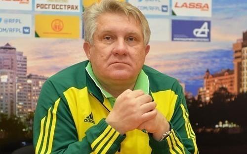 Прежний наставник «Кубани» Сергей Ташуев может возглавить «Анжи»