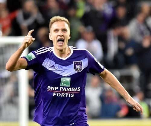 Конкурент «Зенита» поплей-офф Лиги Европы «Андерлехт» обыграл «Гент»