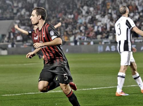 «Милан» всерии пенальти отобрал у«Ювентуса» Суперкубок Италии