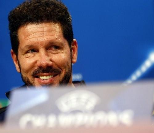 Диего Симеоне впервый раз признан лучшим клубным тренером года