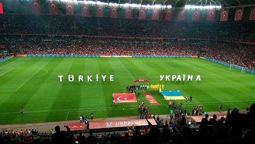 Турция— Украина. Ордец, Кучер, Зинченко иКравец выйдут спервых минут