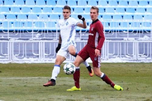 «Динамо»: Новый контракт  для 18-летнего форварда