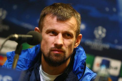 Сергей Семак— главный тренер Уфы