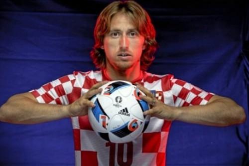 Модрич впятый раз признан лучшим футболистом вХорватии