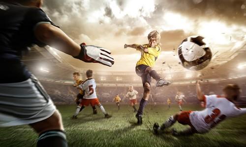скачать спортивные игру футбол
