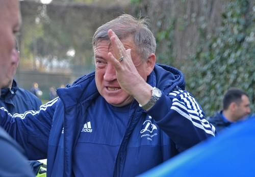 Грозный покинул пост основного тренера тбилисского «Динамо»
