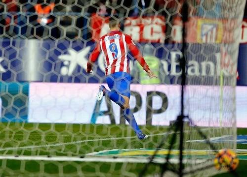 Торрес забил самый красивый гол испанского чемпионата