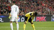 Бенфика — Боруссия  Дортмунд — 1:0. Видеообзор матча