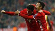 Бавария — Арсенал — 5:1. Видеообзор матча