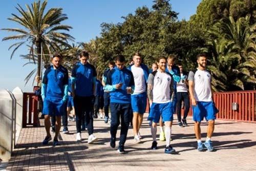 Насборе вИспании киевское «Динамо» обыграло датский «Хобро»