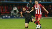 Байер — Атлетико Мадрид — 2:4. Видеообзор матча
