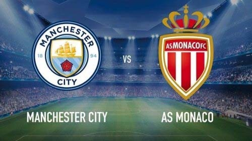 Агуэро иСтерлинг— ватаке «Манчестер Сити» наматч с«Монако»