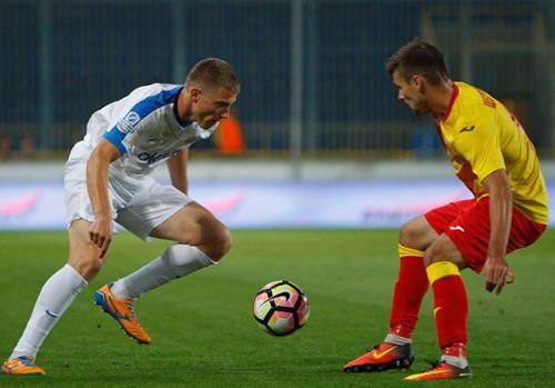 «Зирка» и«Днепр» сыграли вничью вматче Премьер-лиги