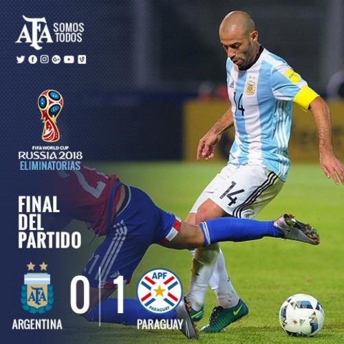 Игрок «Динамо» Гонсалес принес сборной Парагвая победу вматче против Аргентины