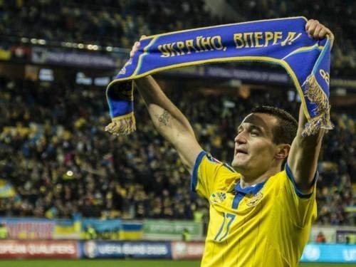 Украинский футболист Федецкий поведал, что ему предлагали €1,8 млн в Российской Федерации