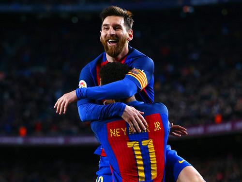 «Барселона» разгромила «Сельту», Месси сделал дубль