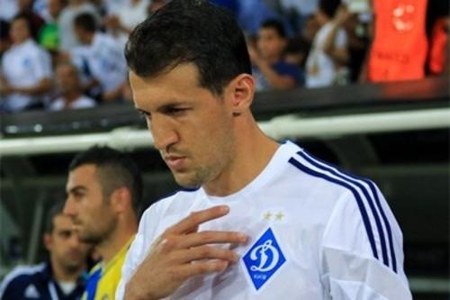Данило Силва возвращается встолицу Украины