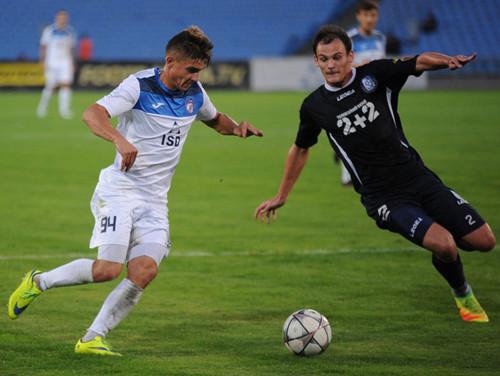 «Сталь» благодаря курьезному голу навыезде обыграла «Черноморец»