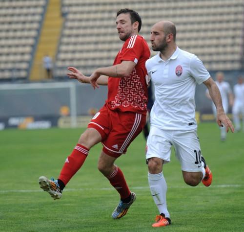 «Заря» разобралась с«Волынью» в11 туре украинской Премьер-лиги