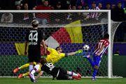 Атлетико Мадрид — Байер — 0:0. Видеообзор матча