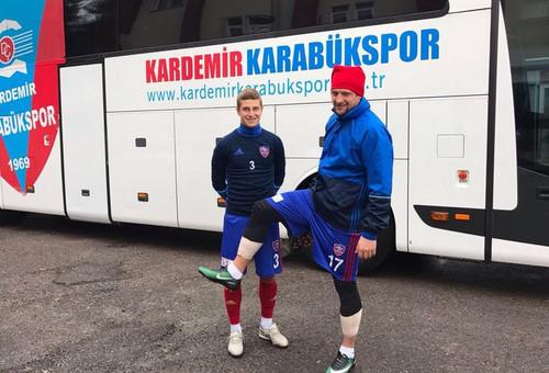 Селезнев иБлизниченко забили дуэтом вчемпионате Турции