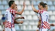 Хорватия — Украина — 1:0. Видеообзор матча