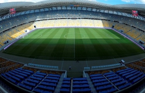 Словацький футбольний союз повідомив, щоматч зУкраїною відбудеться уЛьвові