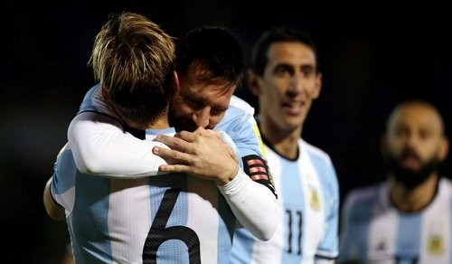 Аргентина потребовала уУкраины неменее $1 млн затоварищеский матч пофутболу