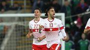 Северная Ирландия — Швейцария — 0:1. Видеообзор матча