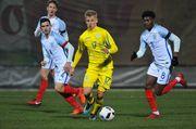 Украина U21 — Англия U21 — 0:2. Видеообзор матча