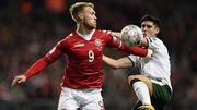 Дания — Ирландия — 0:0. Видеообзор матча