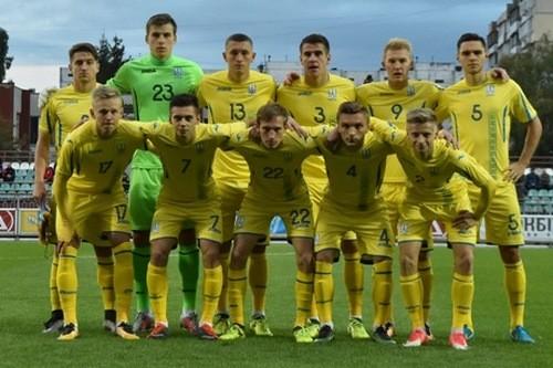 Молодежная сборная Украины проиграла Британии вотборе наЕвро