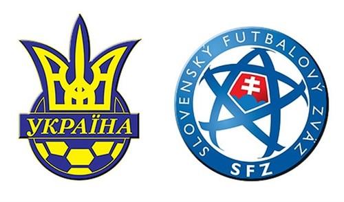 Букмекеры считают сборную Украины фаворитом вматче скомандой Словакии