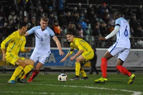 Отбор наЕвро-2019: сборная Украины уступила англичанам