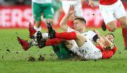 Швейцария — Северная Ирландия — 0:0. Видеообзор матча