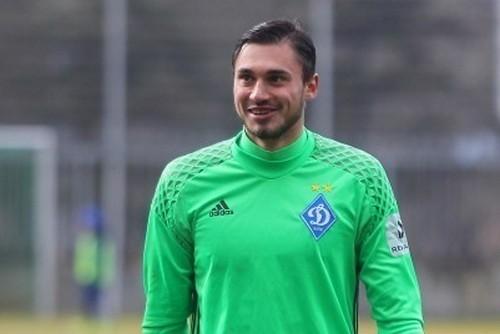 Георгий Бущан продлил договор с«Динамо»
