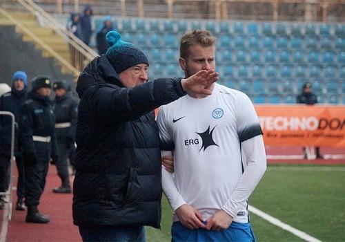Вячеслав Грозный покинет «Иртыш»