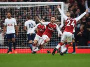 Арсенал — Тоттенхэм — 2:0. Видеообзор матча