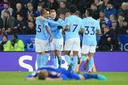 Лестер Сити — Манчестер Сити — 0:2. Видеообзор матча