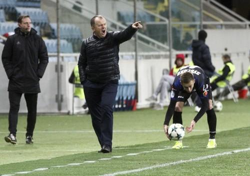 Два ляпа Махарадзе позволили «Черноморцу» обыграть «Олимпик»