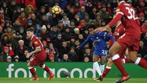 «Челси» вырвал ничью вматче с«Ливерпулем»