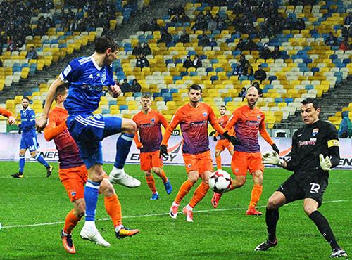 Киевское «Динамо» разгромила «Мариуполь», Мораес сделал дубль